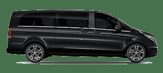 Mercedes-Benz V-Class Avantgarde chauffeur service Budapest