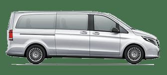 Mercedes-Benz Vito chauffeur service Budapest