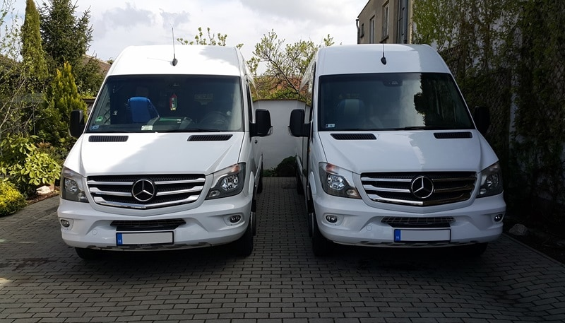 Mercedes-Benz Sprinter 519 BlueTEC