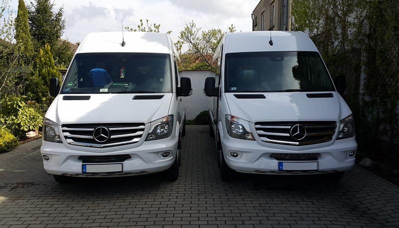Mercedes-Benz Sprinter 519 BlueTEC
