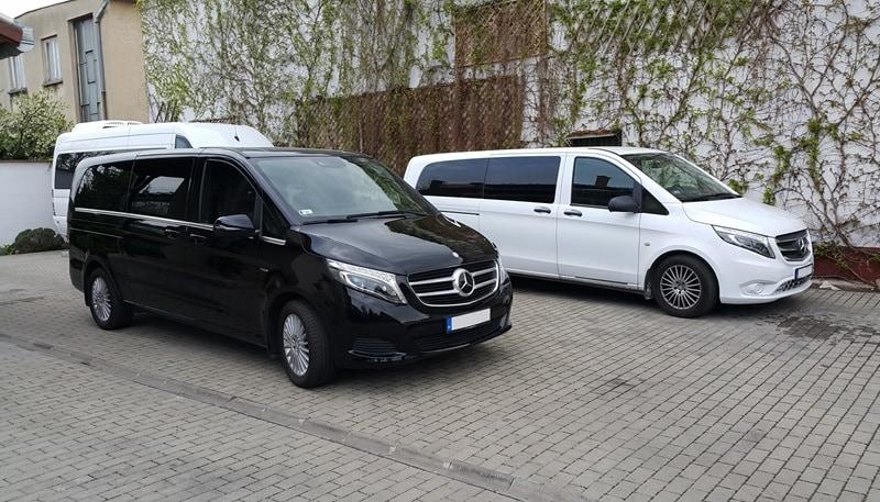 Mercedes-Benz Vito Tourer Select